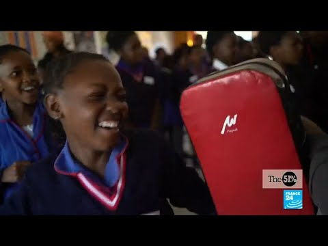 In self-defence: teaching South African children to deal with rape epidemic thumbnail
