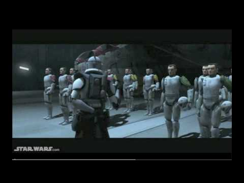 Star Wars: The Clone Wars Season 3 Trailer (Re-Cut)