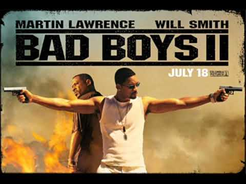 BAD BOYS 2 ORYGINAL MOTION THEME MUSIC
