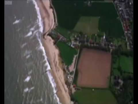 Happisburgh Coastline - Britain From Above