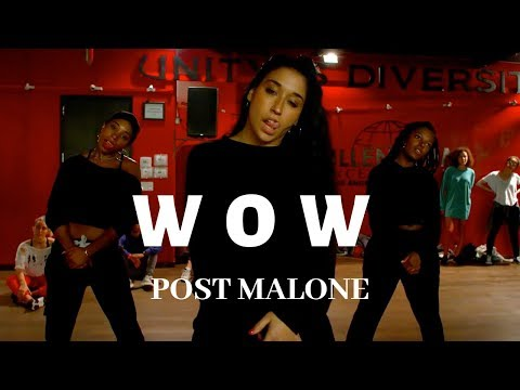 WOW - Post Malone DANCE   Dana Alexa Choreography