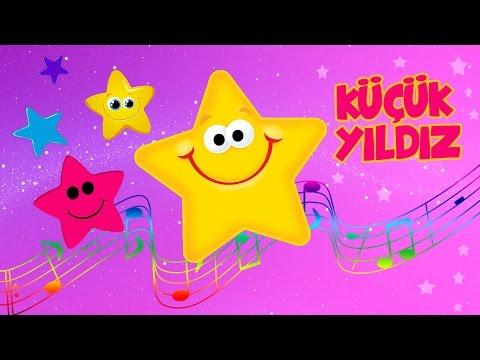 Gökyüzünde Küçük Yıldızlar Çocuk Şarkısı | Sweet Tuti Bebek Şarkıları | Çizgi Film Çocuk Şarkıları