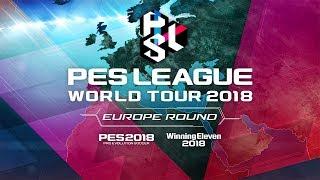 【準決勝&決勝】PES LEAGUE WORLD TOUR 2018 EUROPE ROUND 1v1部門 2018.05.05