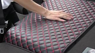 Thảm lót sàn oto 5D - Hướng dẫn lắp đặt chi tiết cho Huyndai Satafe 2017