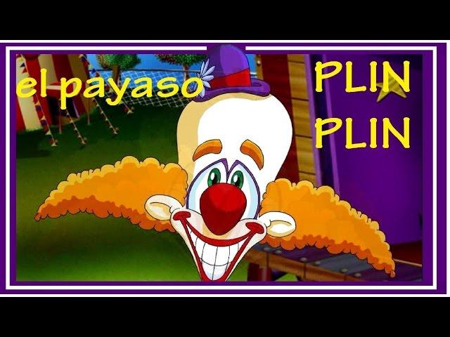 EL PAYASO PLIN PLIN