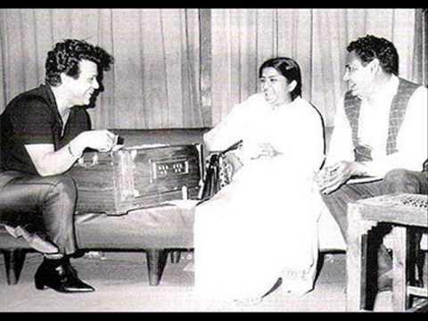 Haye mera dil le gaya Lata Mangeshkar Film Parbhat Music Shankar...