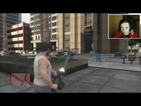 GTA V: Unsichtbare NUCLEAR?!