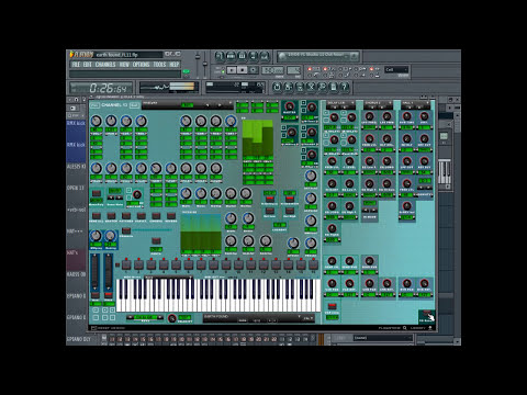 RM1X VST FRUITY PLUGIN  DEMO