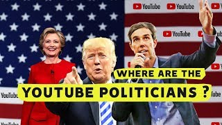 Why Politicians don't use YouTube