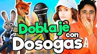 FANDUB (Doblaje Zootopia) con Sebastian y Sarah de DOSOGAS/ Memo Aponte