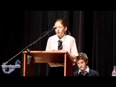 Bermuda Interschool Debate Competition - Gambling