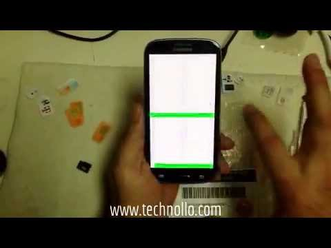 How to Enter Test Mode on the Galaxy SIII #20 - Technollo Tutorials