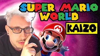 🔴 CORRE, MARIO! SPEEDRUN DESSA KAIZO MARAVILHOSA l SUPER RYU WORLD