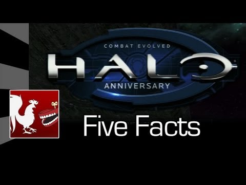 Five Facts - Halo: Combat Evolved