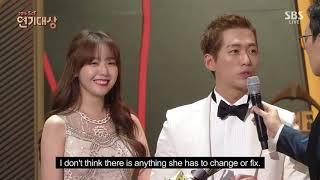 Nam Goongmin's comment on Minah's acting/ Minah as an actress