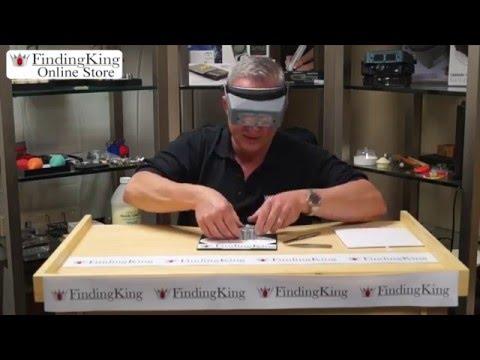 How to remove link from a speidel twist o flex bracelet