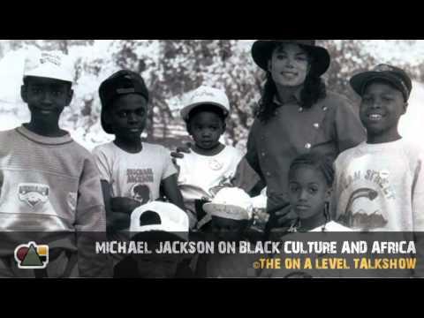 Michael Jackson On Black Culture