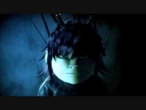 Ghost train - Gorillaz
