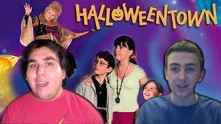Halloweentown movie review with Kevin Falk