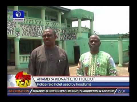 Governor Peter Obi of Anambra state has shut down a hotel in Nkpor, Idemili North local government area where about four kidnap suspects were arrested last S...