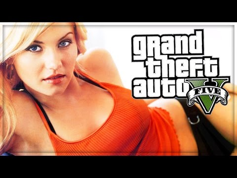 Sexy Gta 5 Character (best Looking Hot Character In Gta 5 Online) video