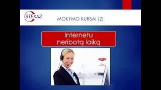 UAB Stekas - Pristatymas