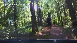 Тест-драйв Лада Калина по горам