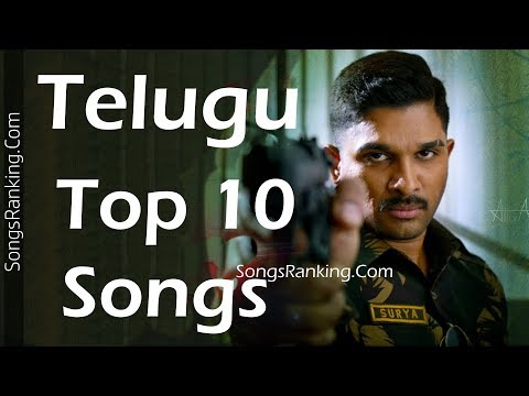 Telugu Top 10 Songs [1-15 May 2018] SongsRanking