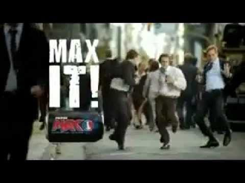 HR на заметку! (отличная реклама Pepsi MAX)