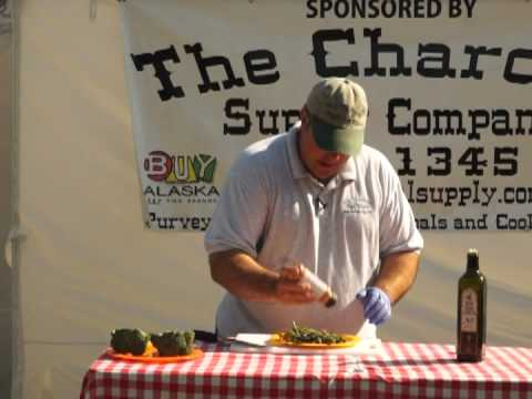 Backyard Bbq Series, Season 3  Grilled Vegetables