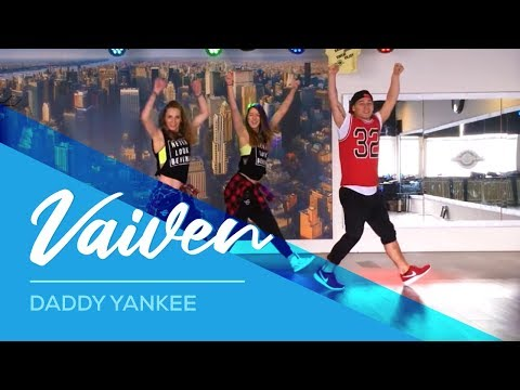 Vaiven - Daddy Yankee - Watch on laptop/comp not on tablet/telephone - Fitness Dance