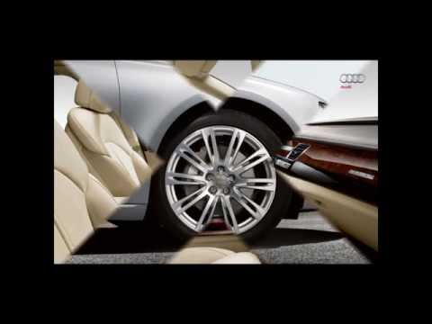 NEW AUDI A8 2010!!!HD!!!THE BEST VIDEO!!!
