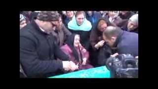 Minik Ece'nin cenazesinde gözyaşları sel oldu