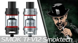 SMOK TFV12 by Smoktech - ЗВЕРЮГА! ЛАЙК!