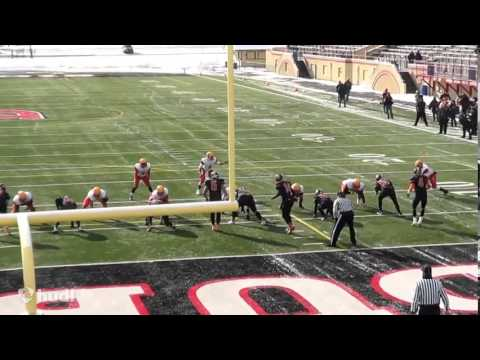 Joe Sadler - Cardinal Wuerl North Catholic High School 2013 Football Highlights