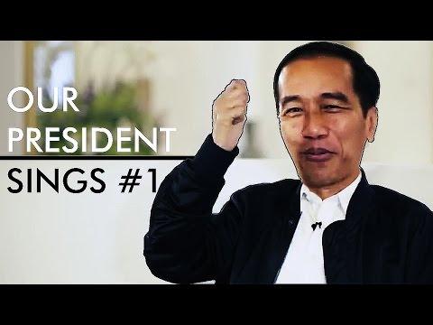 Our President Sings 01: Pak Jokowi suka musik apa? (Duk jekduk jekduk)