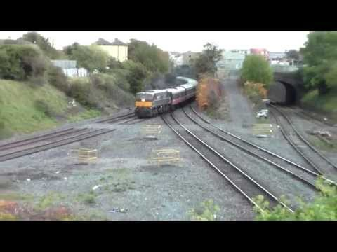 071 Class (No. 088) on Cravens transfer at Glasnevin Junction, Dublin