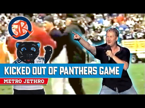 I got kicked out of Panthers game Music Videos