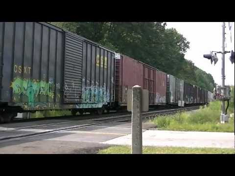 CSX Q398 - Genset and Kittens