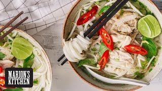 Vietnamese Chicken Pho - Marion's Kitchen