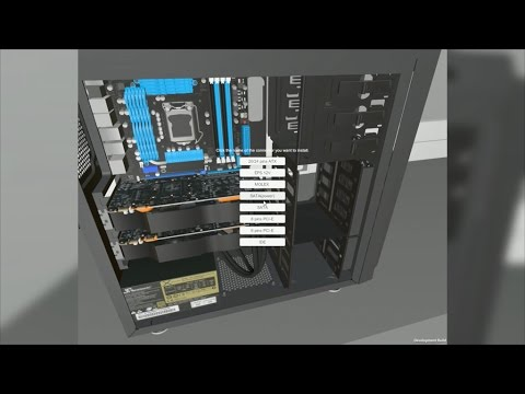 PC Building Simulator: Noch alle Chips im Case?