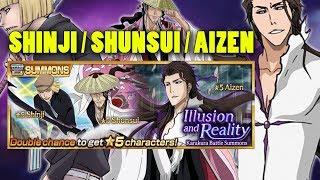 Remake HOGYOKU AIZEN! [Bleach Brave Souls]