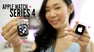 Apple Watch Series 4 GOLD ♥ UNBOXING & Review!