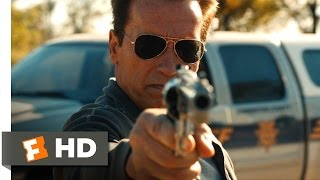Video clip The Last Stand (1/10) Movie CLIP - She Has a Little Kick (2013) HD
