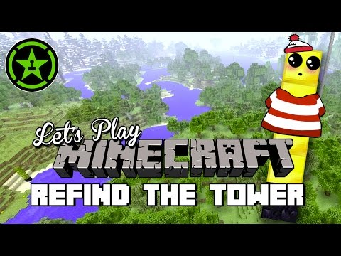 Let's Play Minecraft: Ep. 169 - Re-Find the Tower