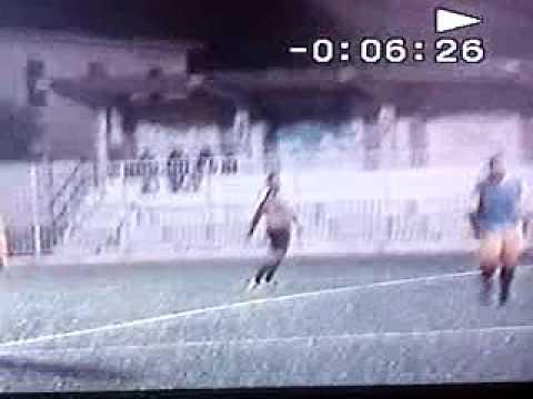 Ischia Incredibile goal di tacco di Armando Ibrahimovic