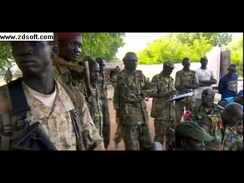 US announces sanctions ahead of South Sudan talks