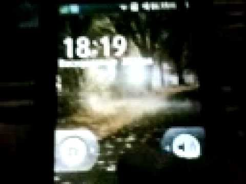 Samsung corby2 S3850 change mod to Android 2.0