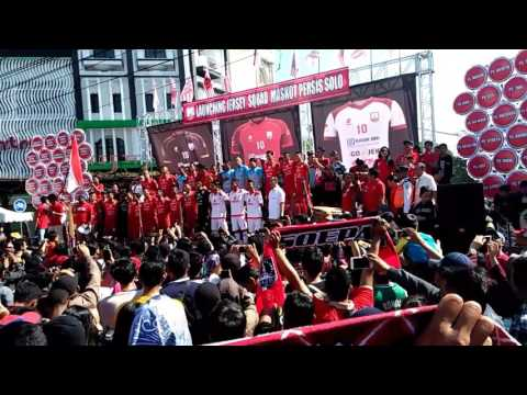 Launching Tim Persis Solo