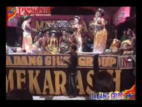 PS Mania Purwakarta Jaipong DADANG GBER Siuh di Sukasari 18Jan2017